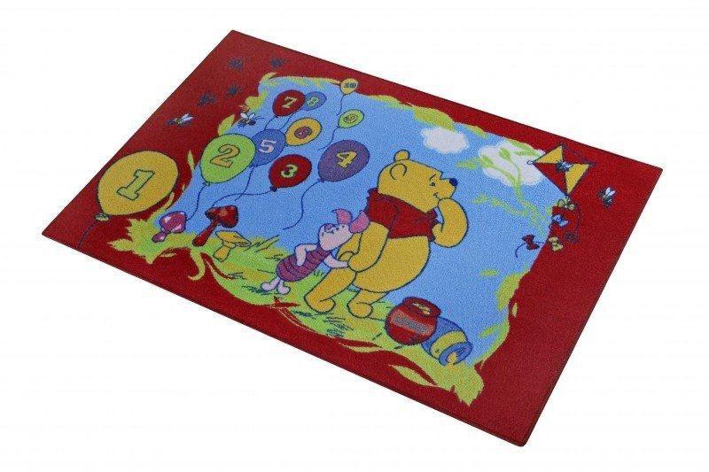Spielteppich Winnie Puuh Kinderteppich Disney Kinderzimmer ...