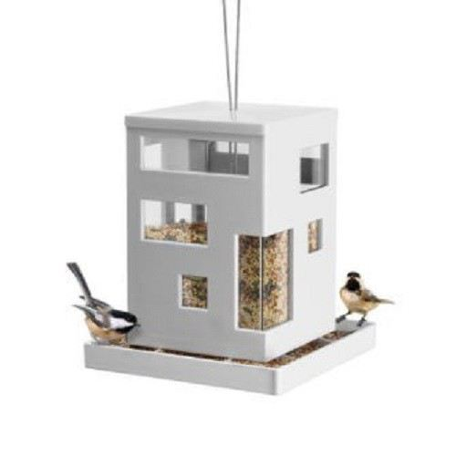 vogelhaus wei bird cafe feeder vogelh uschen. Black Bedroom Furniture Sets. Home Design Ideas