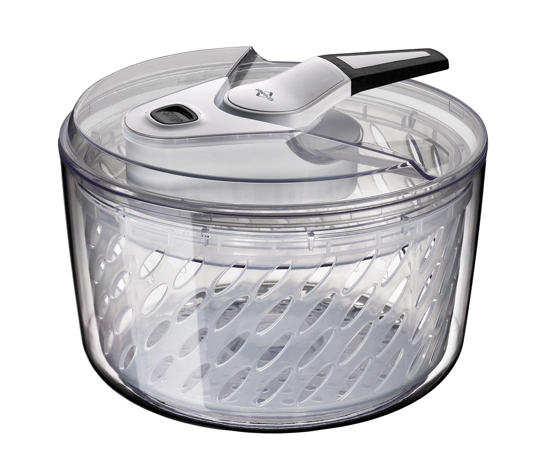 Küchenprofi Salatschleuder ~ salatschleuder fresh küchensieb deckel küchenhelfer salatschüssel set salatsieb salattrockner