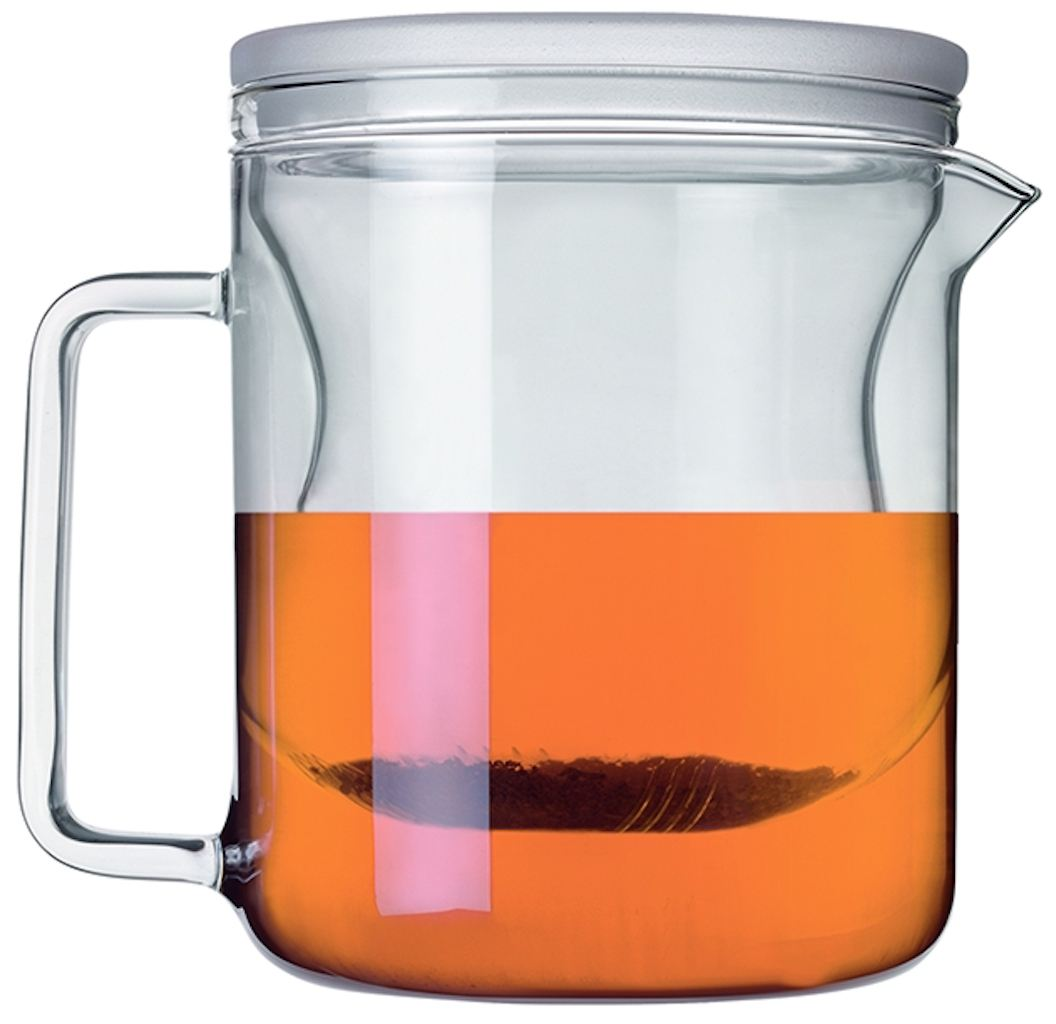 Teekanne Zeit Für Mich 15 Liter Glas Kanne Kaffeekanne