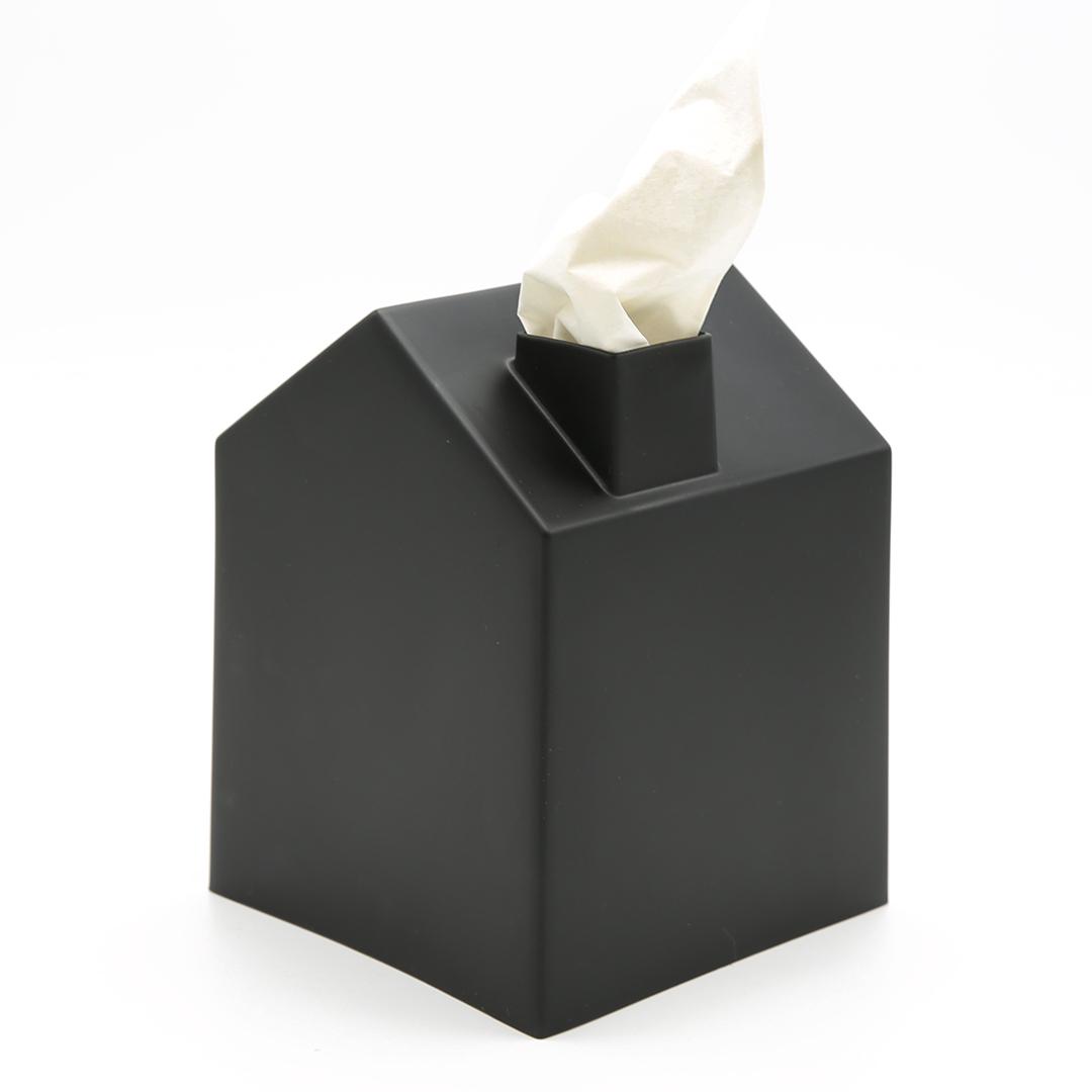 Kosmetiktuchbox Taschentuchbox Umbra Casa schwarz